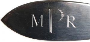 Roman monogram